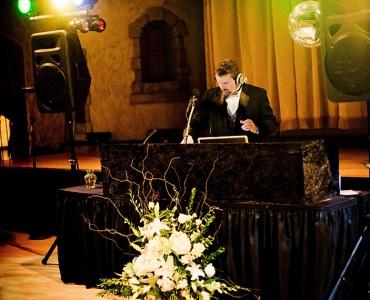 DJ Brian Whitis Ritz Charles