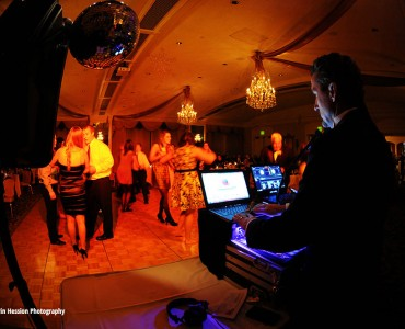 Dance Floor Lighting - Photo By Erin Hession Photography